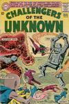 Cover for Challengers of the Unknown (DC, 1958 series) #42