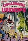 Cover for Challengers of the Unknown (DC, 1958 series) #43