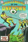 Cover for Challengers of the Unknown (DC, 1958 series) #44