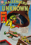 Cover for Challengers of the Unknown (DC, 1958 series) #46