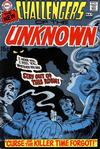 Cover for Challengers of the Unknown (DC, 1958 series) #73