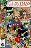 Cover for Christmas with the Super-Heroes (DC, 1988 series) #2