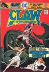 Cover for Claw the Unconquered (DC, 1975 series) #5