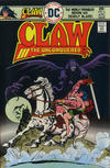 Cover for Claw the Unconquered (DC, 1975 series) #6