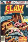 Cover for Claw the Unconquered (DC, 1975 series) #9