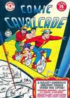 Cover for Comic Cavalcade (DC, 1942 series) #2