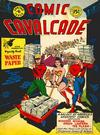 Cover for Comic Cavalcade (DC, 1942 series) #6