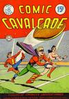 Cover for Comic Cavalcade (DC, 1942 series) #8