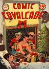 Cover for Comic Cavalcade (DC, 1942 series) #9