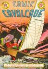 Cover for Comic Cavalcade (DC, 1942 series) #10