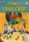 Cover for Comic Cavalcade (DC, 1942 series) #16