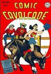 Cover for Comic Cavalcade (DC, 1942 series) #17