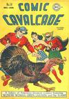 Cover for Comic Cavalcade (DC, 1942 series) #18