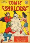 Cover for Comic Cavalcade (DC, 1942 series) #20