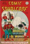 Cover for Comic Cavalcade (DC, 1942 series) #21