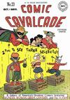 Cover for Comic Cavalcade (DC, 1942 series) #23