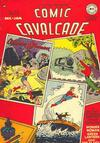 Cover for Comic Cavalcade (DC, 1942 series) #24