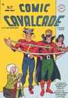 Cover for Comic Cavalcade (DC, 1942 series) #27