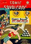 Cover for Comic Cavalcade (DC, 1942 series) #28
