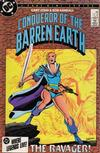 Cover for Conqueror of the Barren Earth (DC, 1985 series) #1 [Direct]