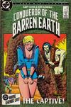 Cover for Conqueror of the Barren Earth (DC, 1985 series) #2 [Direct]