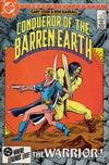 Cover for Conqueror of the Barren Earth (DC, 1985 series) #3 [Direct]