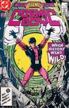 Cover for Cosmic Boy (DC, 1986 series) #1 [Direct]