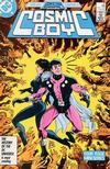 Cover for Cosmic Boy (DC, 1986 series) #2 [Direct]
