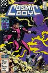 Cover for Cosmic Boy (DC, 1986 series) #4 [Direct]