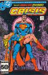 Cover Thumbnail for Crisis on Infinite Earths (1985 series) #7 [Direct]
