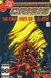 Cover for Crisis on Infinite Earths (DC, 1985 series) #8 [Direct]