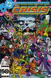 Cover for Crisis on Infinite Earths (DC, 1985 series) #9 [Direct]