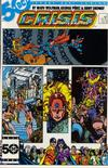 Cover for Crisis on Infinite Earths (DC, 1985 series) #11 [Direct]
