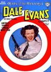 Cover for Dale Evans Comics (DC, 1948 series) #12