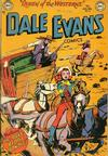 Cover for Dale Evans Comics (DC, 1948 series) #21
