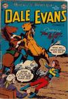 Cover for Dale Evans Comics (DC, 1948 series) #22