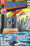 Cover for The Daring New Adventures of Supergirl (DC, 1982 series) #4 [Direct]