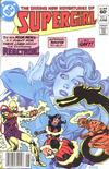 Cover for The Daring New Adventures of Supergirl (DC, 1982 series) #8 [Newsstand]