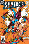 Cover for The Daring New Adventures of Supergirl (DC, 1982 series) #11 [Direct]