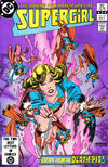 Cover for The Daring New Adventures of Supergirl (DC, 1982 series) #12 [Direct]