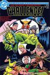 Cover for DC Challenge (DC, 1985 series) #3
