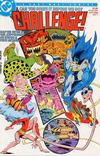 Cover for DC Challenge (DC, 1985 series) #7