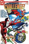 Cover for DC Challenge (DC, 1985 series) #12