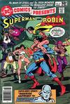 Cover for DC Comics Presents (DC, 1978 series) #31 [Newsstand]