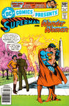 Cover Thumbnail for DC Comics Presents (1978 series) #32 [Newsstand]