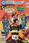Cover for DC Comics Presents (DC, 1978 series) #34