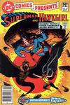 Cover for DC Comics Presents (DC, 1978 series) #37 [Newsstand]