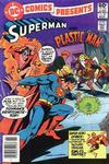 Cover for DC Comics Presents (DC, 1978 series) #39 [Newsstand Variant]