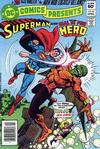 Cover for DC Comics Presents (DC, 1978 series) #44 [Newsstand]