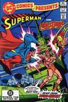 Cover for DC Comics Presents (DC, 1978 series) #45 [Direct Sales]